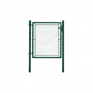 Jednokřídlá branka IDEAL® - rozměr 1085 × 1200 mm